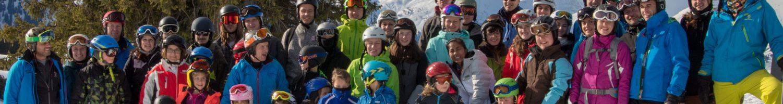 Bilder von den Skikursen in Grüsch 2018