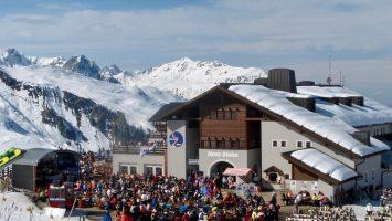 Après-Ski-Ausfahrt