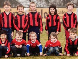 Neue Bambini Mannschaft ab April