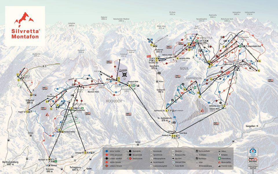 1. Skiausfart am 16. Dezember