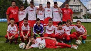 C-Junioren sind Meister in der Kreisliga 4