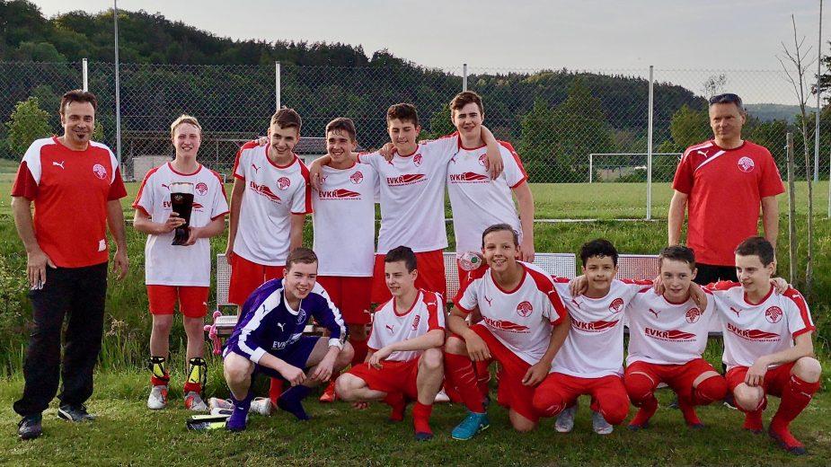 C-Junioren Meister 2018/2019