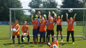 Jugendtorwartcamp in Hohentengen
