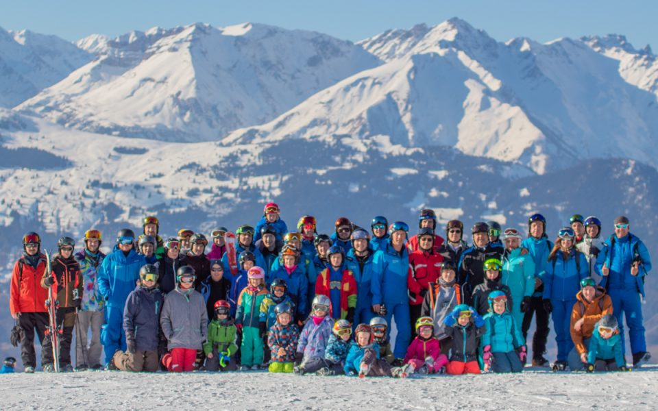 Bilder vom Skikurs 2020 in Grüsch