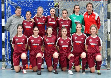 Finale Verbandsfutsalmeisterschaft der Frauen