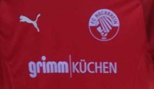 Grimm|Küchen – Trikotsponsor Damen II.