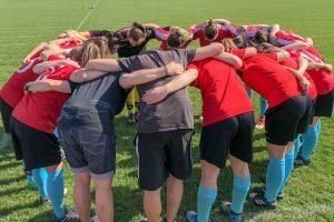 Bilder vom Spiel Damen FCH I – SF Neukirch