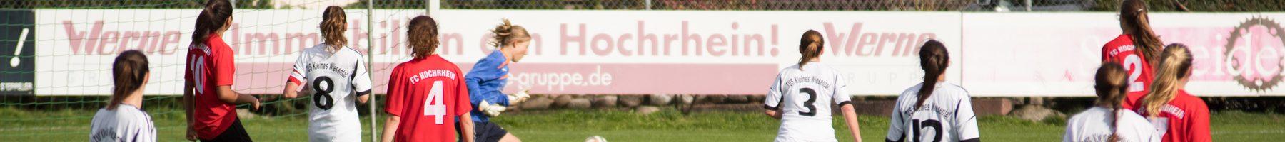 Bilder vom Spiel FCH Damen 2 – TUS Kleines Wiesental